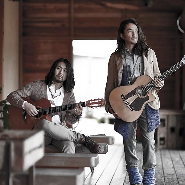 Inspired Guitar Duo(小沼ようすけ×藤本一馬)1stアルバム「Naja」PV